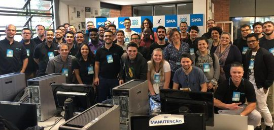 Primeiro Hackathon SKA coloca a Indústria 4.0 na prática