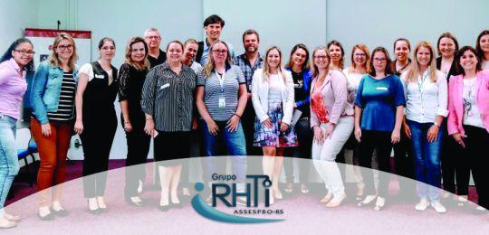 Grupo RHTI - Venha conhecer !