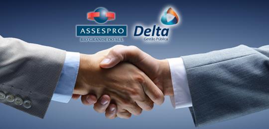 Assespro-RS dá Boas-vindas à Delta Gestão Pública