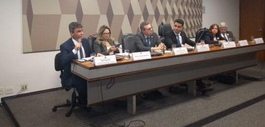 ASSESPRO participa da Audiência Pública no Senado Federal sobre a Lei Geral de Proteção de Dados