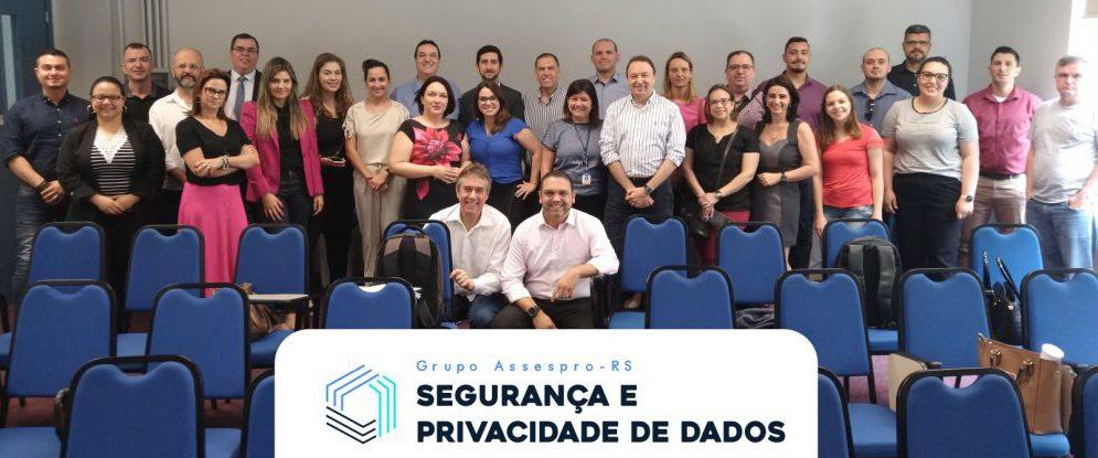 Grupo de privacidade de dados da Assespro-RS chega a 90 membros e discute o Guia Prático de LGPD