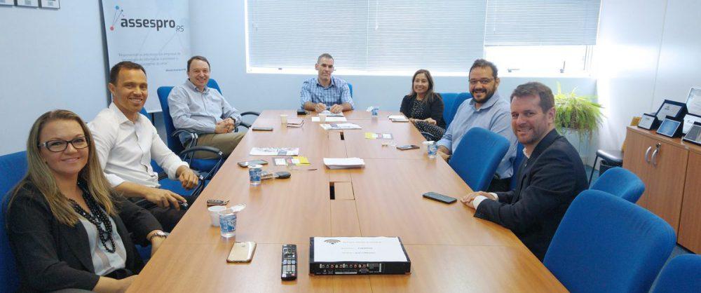 Conselho de Inteligência Jurídica Assespro-RS planeja 2020