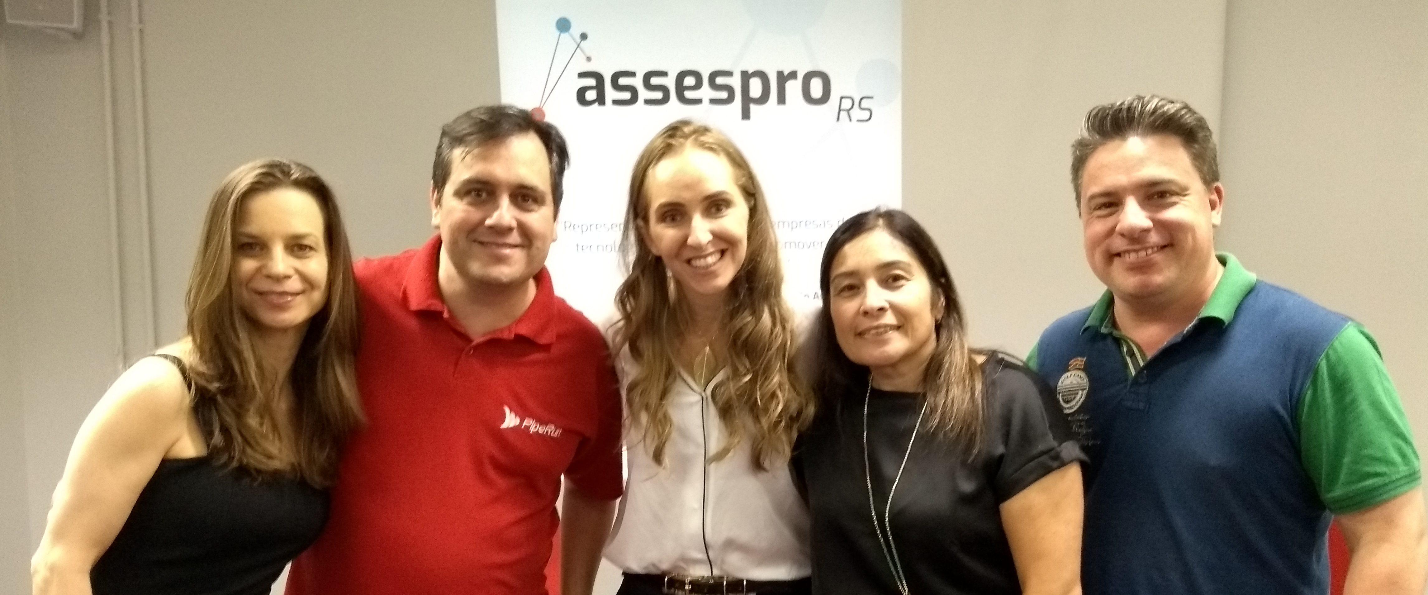 Assespro-RS elege diretoria biênio 2019/2020