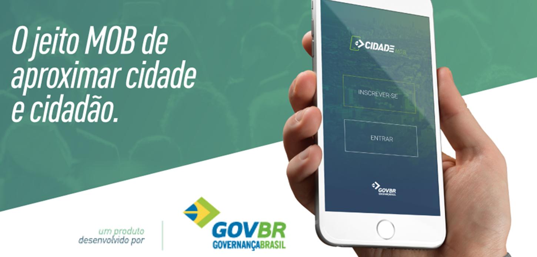 GOVBR apresenta aplicativo CidadeMOB durante o 2° Congresso Catarinense de Cidades Digitais