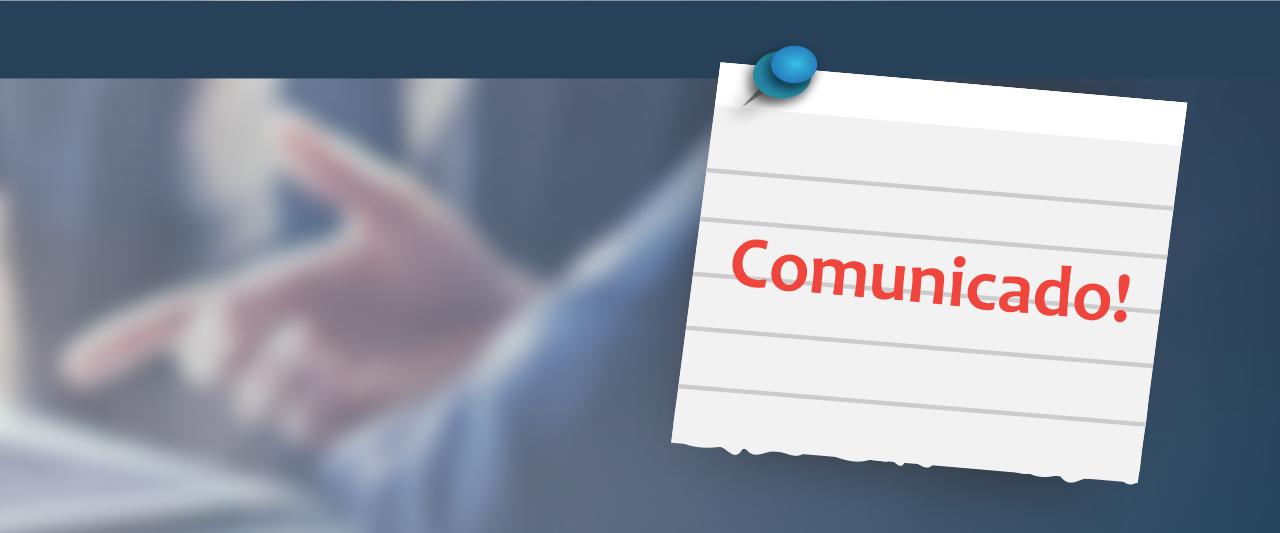 Comunicado de recesso – Assespro-RS e CIC-TI