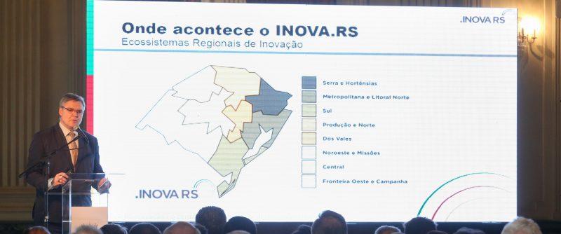 Programa coloca inovação no centro da estratégia do Estado